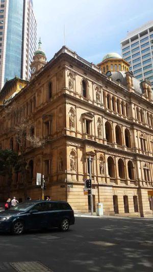 Architecture Building Exterior Street