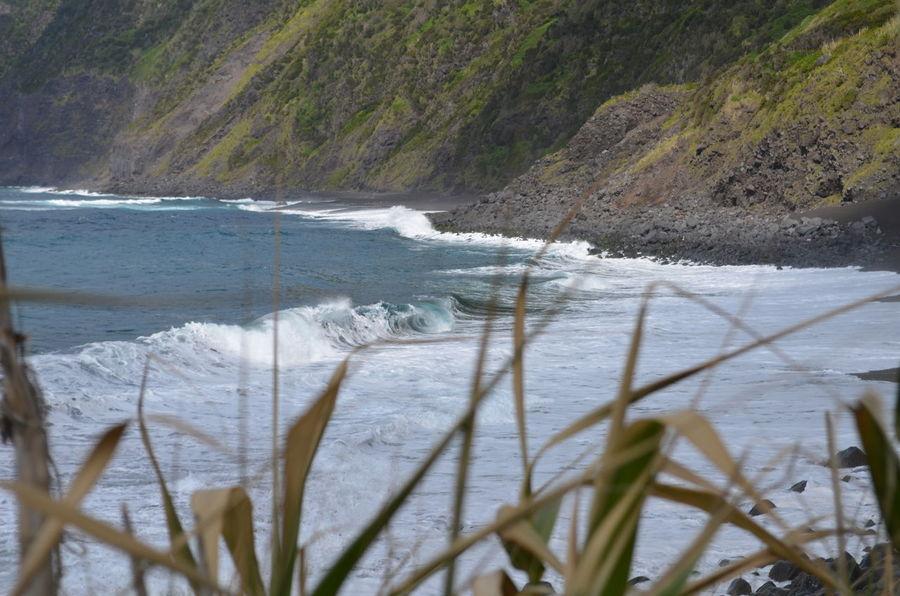 Atlantic Azores Açores Faial Faial Island Faja Beach Ocean Waves The Great Outdoors - 2016 EyeEm Awards