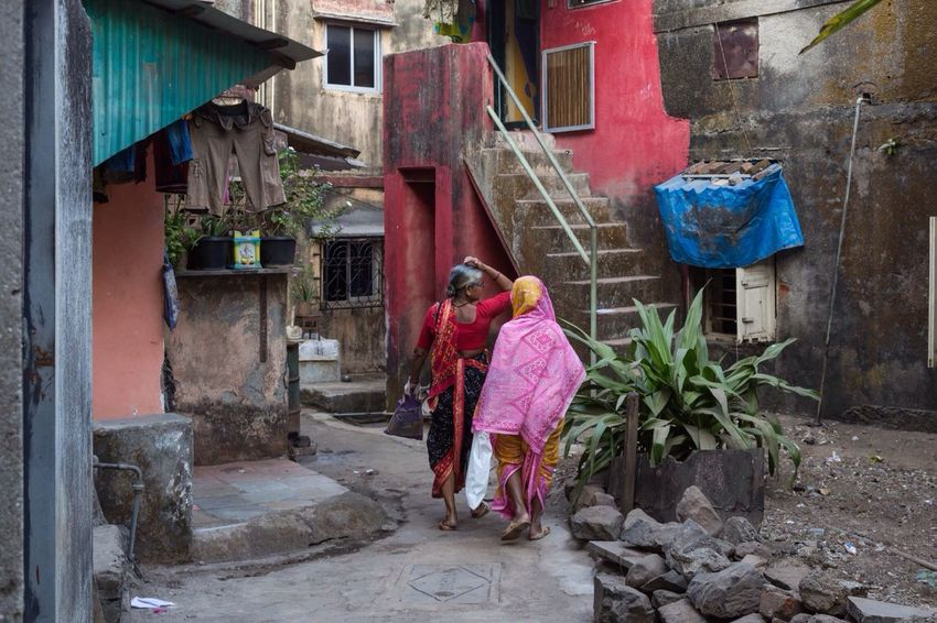Colorful Mumbai Around The World By Lufthansa