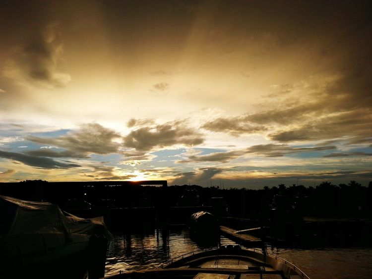 Yachtlife Reflection Cloud - Sky Nature Sunset Water No People Sea Outdoors Beauty In Nature Scenics Sky Storm Cloud Day Check This Out Luxurylifestyle  Taking Photos Reflection Intercoastal Waterways Boats On Water Richpeople Nautical Vessel Relaxing Moments Life Atlantic Ocean,