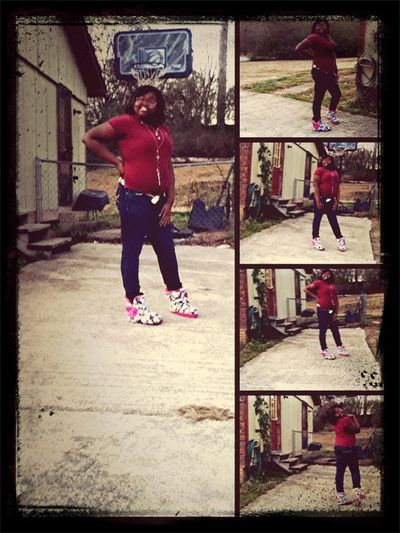 Chillian Outside ((: