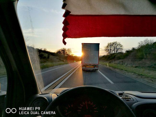 Driver's life Transportation Mode Of Transport Driving HuaweiP9 Leica Huawei P9 Hardwork Makemoney