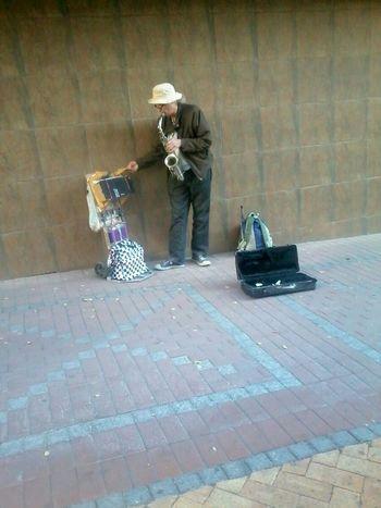 Street music!!! music outdoors taking photos