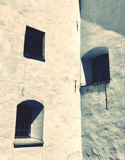Church Church Architecture Windows Building Exterior Architecture Built Structure Window Architecture From My Point Of View The Great Outdoors - 2017 EyeEm Awards EyeEm Best Shots EyeEmBestPics Hello World EyeEm Iponeonly Let's Go. Together. Built_Structure Streetphotography White Background Black And White No People Outdoors Day Low Angle View Summertime