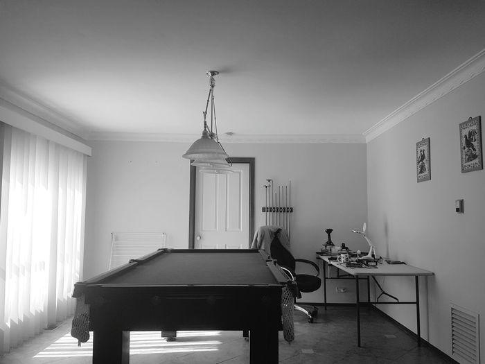 Home! House Home Home Interior Pooltable Billiard Table Billiards Cool Coolhome Living Room Experiment Table Chair Lights Blackandwhite EyeEm EyeEm Best Shots Eyeemgallery Enjoying Life Enjoying The View Enjoy