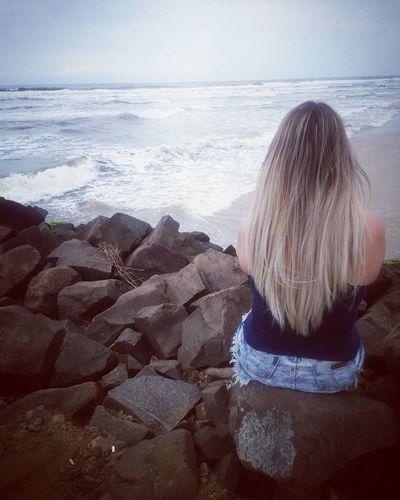 Mar Sea Beach Nature