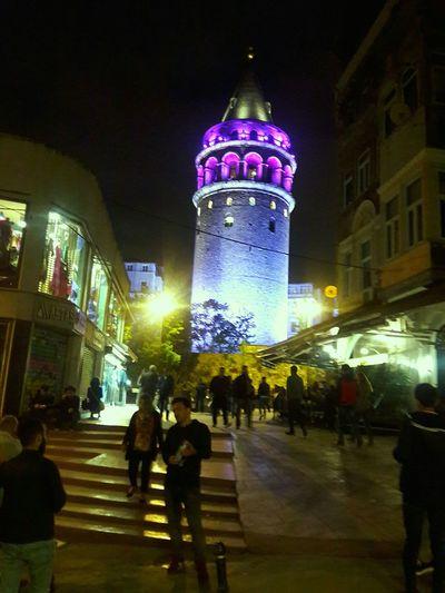 Night Architecture Travel Destinations Neon Outdoors Eye4photography  Good Times Eye4photography  Enjoying Life Istanbul - Bosphorus EyeEm Gallery Galata Kulesi , İstanbul 🌁🗼 Galata Kulesi, Istanbul, Turkiye, Turkey