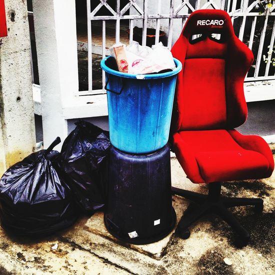 Good Bye Recaro Bucket Seat RECAROSEATS ขยะเมืองกรุง