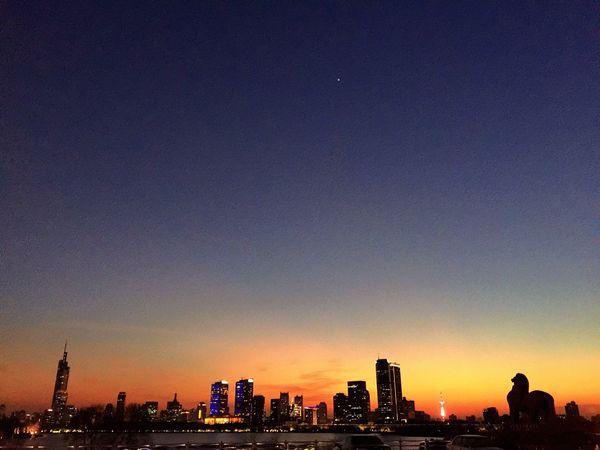 It is my city. Night City