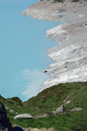 Lac de Moiry Alpen Lac De Moiry Mountains Reservoir School Stausee Swiss Alps Switzerland Switzerlandpictures Val D'Anniviers Wallis Wasser Wasserkraftwerk