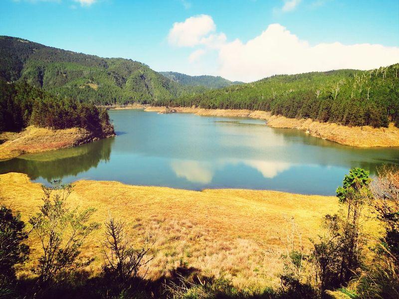 翠峰湖 Mountains Yilan Lake Enjoying Life