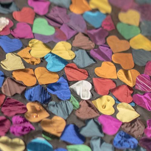 Heart Confettis