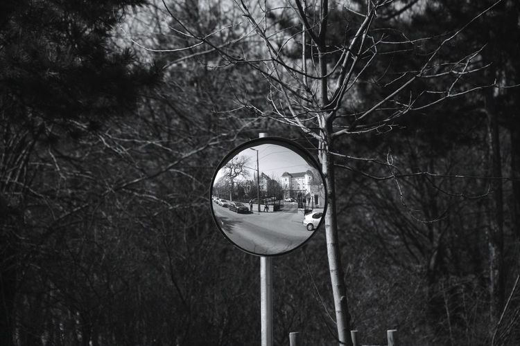 Street Photography Black And White Photography Mirror Shot Lovecity  Budapest Dnsphotography 2