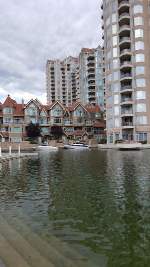 Building Exterior Water Architecture Beach Built Structure Outdoors City No People Investing In Quality Of Life Breathing Space Reflection Tourism City Life Scenics Enjoying The Sights Kelowna, Hotel Boat Boats