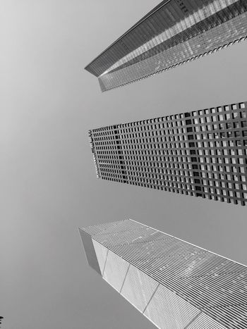 Black And White Friday Architecture Building Exterior Modern Built Structure Skyscraper Low Angle View Tall - High City Office Building Travel Destinations Tower Sky Day No People Tall Outdoors