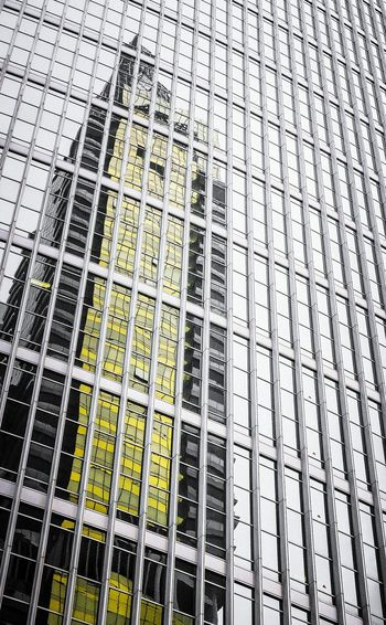 Curtain wall The Architect - 2016 EyeEm Awards Reflection Singapore Downtown Architecture Glass Gold Skyscraper
