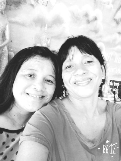 My mom or sister.....😀😀