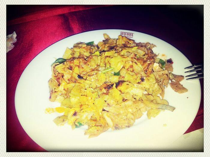 Kotthu feast! :-) Kotthu Tcgds12 Food