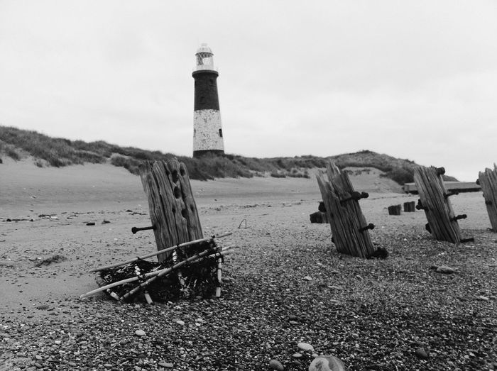 Beach defenders Lighthouse Uk Check This Out Black And White