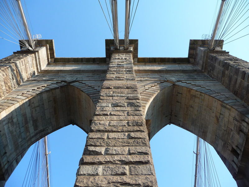 Bridge Broklyn Bridge