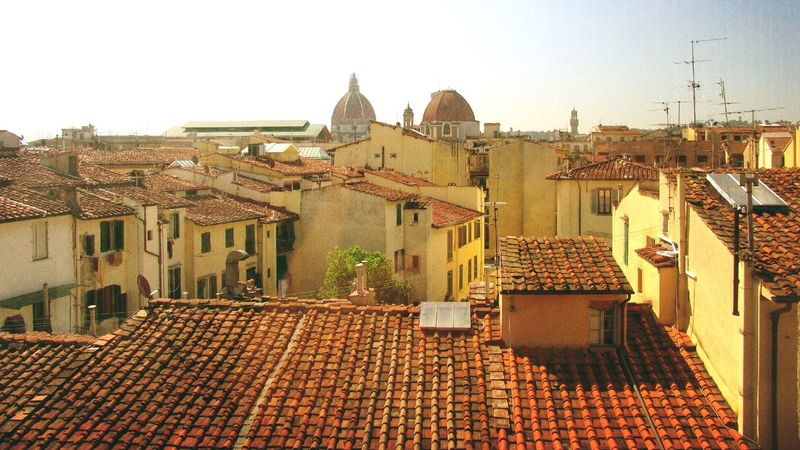 Rising. Traveling GetYourGuide Cityscapes Capturing History Orange Sun Rise Italy
