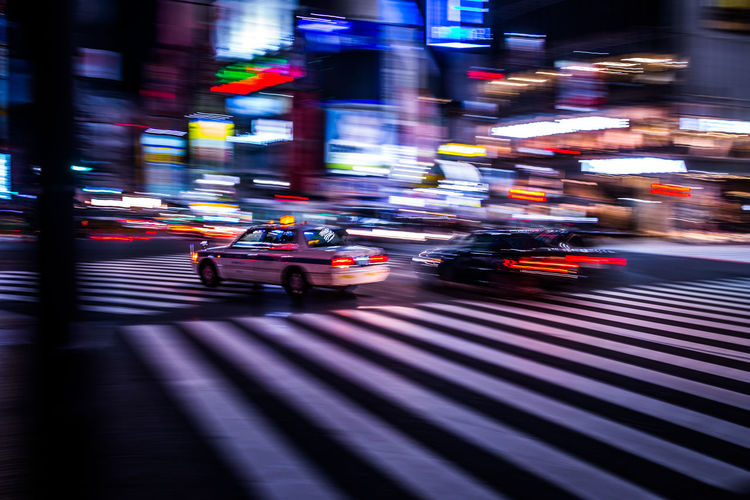 Blur Motion Technology Tech Speed Cityscape Neon Futuristic Development Business Finance And Industry Business Busy Street Algorithm Analytics Revolution Transformation Acceleration Business Acceleration Tokyo Japan Shibuyascapes Shibuya Taxi Abstract Blurred Motion Transportation Mode Of Transportation City Architecture Street Night Illuminated Road Building Exterior Land Vehicle Car City Life Motor Vehicle Crosswalk on the move Road Marking Built Structure Outdoors Nightlife Humanity Meets Technology My Best Photo