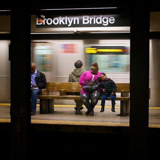 Broklyn Bridge Real People City People Day Tranquility Beauty Spirituality Moments Photography Travel Photooftheday