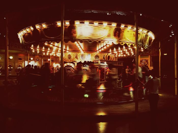 Manège  Arts Forains Night fun