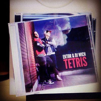 Tetris DJWich Ektor Tetris Cd