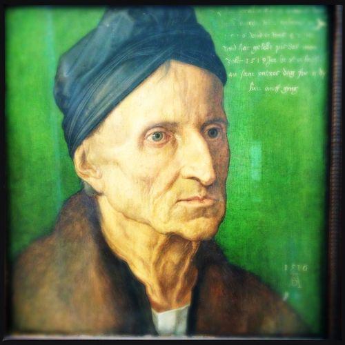 Visit Some Albrecht Dürer Today Portrait Albrecht Duerer Germany Painter Green