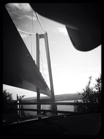 Road Trip On The Road Bridge