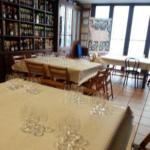 Hoy el Wineuptour en El Prat de Llobregat. En un Templo del Vino que dirige uno de los que más saben: Joffre Tarrida Narizdeoro 2013