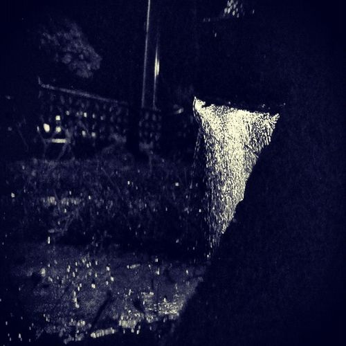 Image created with Snapseed NightShots Rain Raingutter flowing water blackandwhite contrast iphonesia photooftheday iphoneography instagram instagood instagramhub iphoneonly igers instamood ig bestoftheday iphone iphone4 webstagram shotoftheday all_shots picoftheday instamood instacanvas