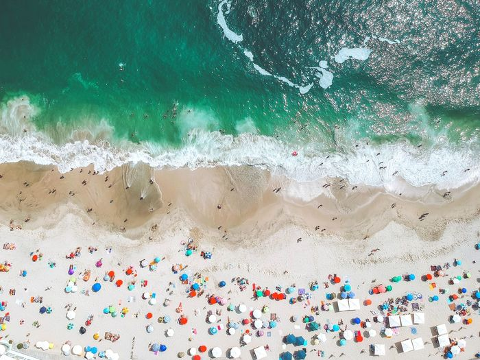 EyeEm Selects EyeEmBestPics EyeEm Nature Lover Enjoying Life EyeEm Best Shots Dronephotography Drone  Dronephotography Aerial Photography Aerial Shot Aerial View Aerial Drone  Beachphotography Beach High Angle View Celebration Sea Day Fun Water Outdoors Multi Colored No People Nature