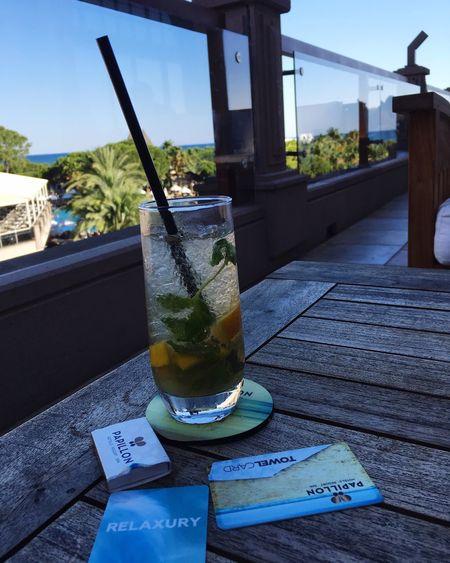 Antalya♥ Belek Relaxury Drink