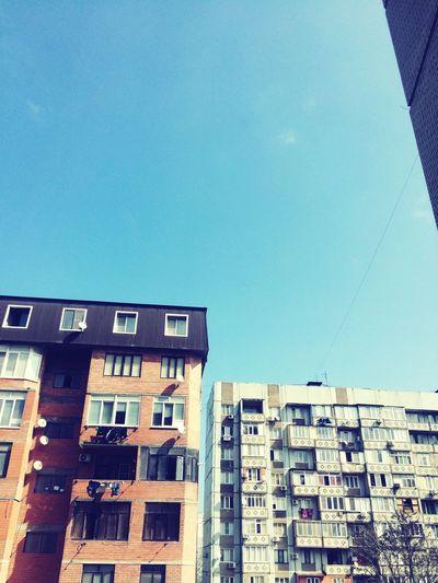 Spring and slum