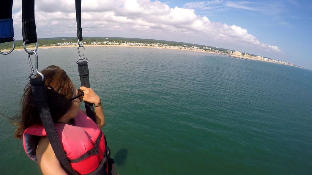 parasailing Adventure Adventure Buddies Adventure Club Atlantic Ocean Enjoyment Excited Fly Flying Flying High Fun Horizon Horizon Over Water Leisure Activity Ocean Outdoors Parachute Parasailing Scenery Summer Summer Activity Tourist Vacation View From Above Virginia Beach Woman Women Around The World Live For The Story Place Of Heart Connected By Travel