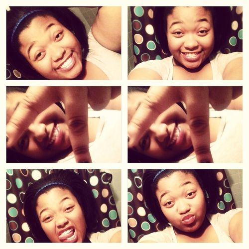 The Hardest Thing To Say Is What You Aint Sayin❤❤