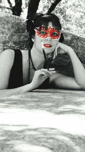 Blackandwhite Photography Woman