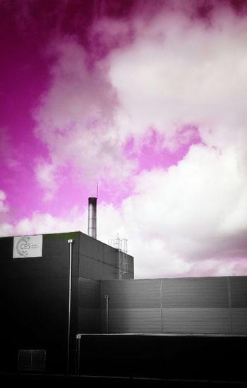 Itsapinkworld Pink Cloud And Sky Skyporn