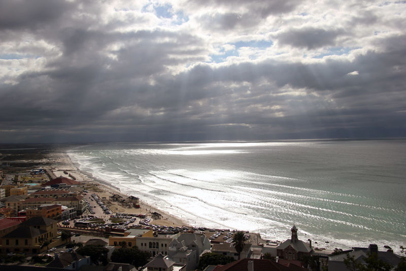 Morning sun rise at Muizenberg Beach Muizenberg Beach Beachphotography Beauty In Nature Cape Town Cloud - Sky Coast Day Early Morning False Bay Horizon Over Water Morning Morning Light Morning Sky Muizenberg Beach No People Outdoors Sea Sky South Africa Sunrise Surf Surfers Travel Destinations Water Western Cape