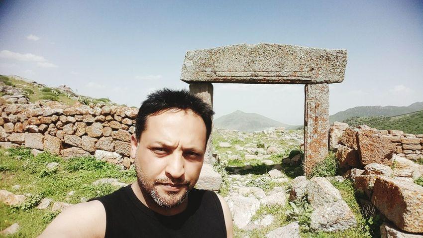 Değle ören Yeri Ancient City Ancient Ruins KARADAĞ