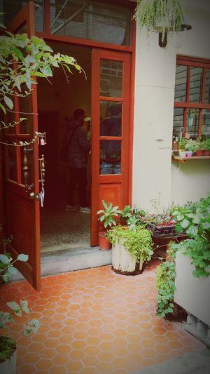 Miss the garden. House Taking Photos Door Dream Enjoying Life Hello World On The Way