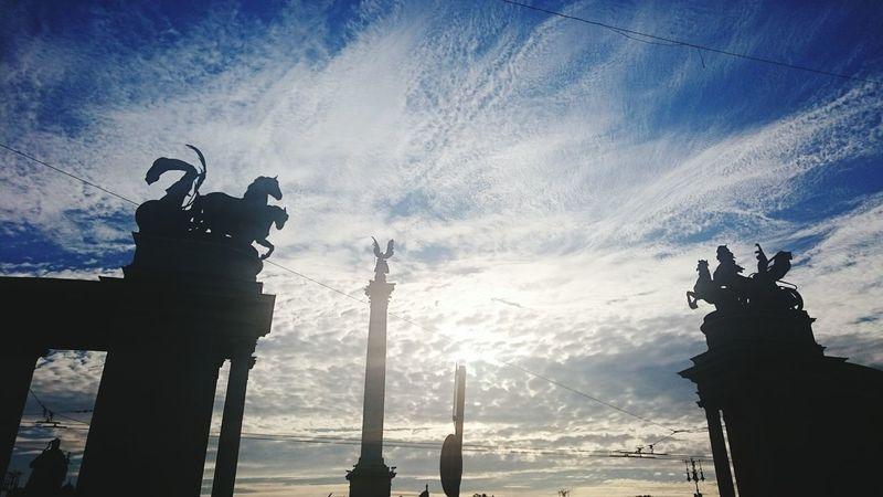 Blue Sky Suchabeautifulsky WonderfulDay