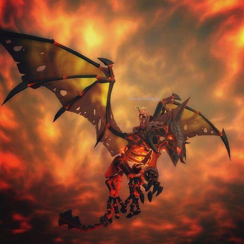 WorldofWarcraft Mount#241 Game Worldofwarcraft Mount ForTheHorde First Eyeem Photo