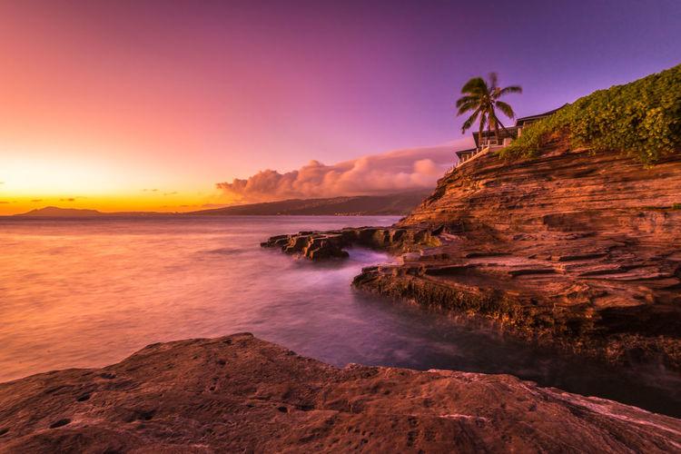 Hawaiis sunset