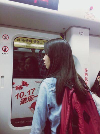 Railway Taking Photos People Girl