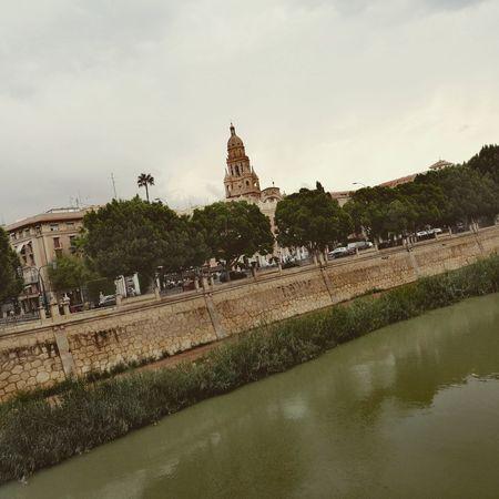 Tu dependes de como ver tus dias grises Murcia Provincia Catedral Rio Beutiful