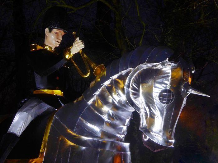 Chiswick House Lantern Festival Chinese Lantern Festival Chinese Lanterns Chinese Lantern Chinese New Year Illuminations Illumination Horse Rider