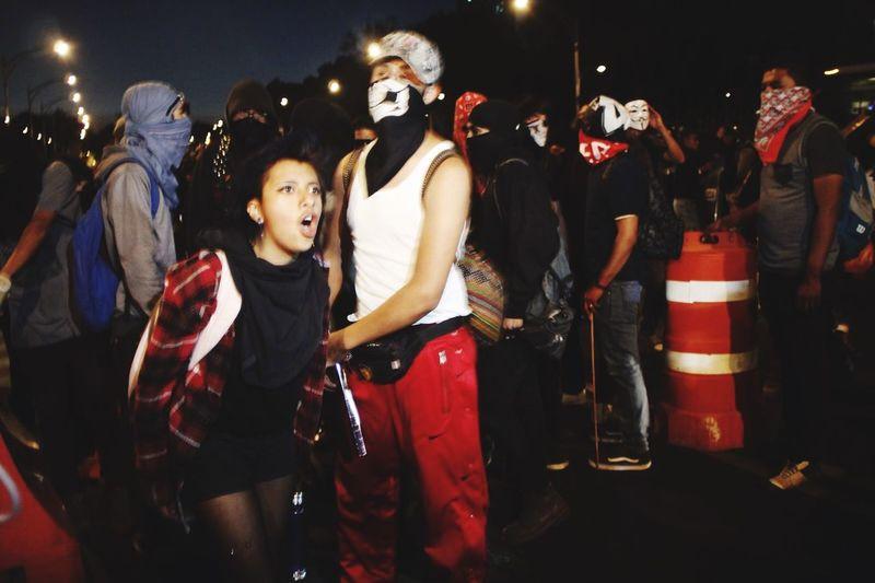 Mexico City Distritofederal Manifestación Anarquista Enfrentamiento Photography Streetphotography Photojournalism Photojournalist Fotografo